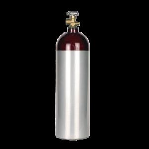 Ethylene oxide cylinder